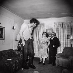 """Diane Arbus' """"Jewish Giant"""" (1970)"""