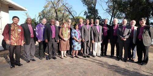 Bishops' Meeting at the Volmoed Centre, South Africa