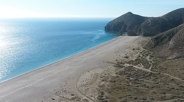 Tremenda la playa de los Muertos #MediTB15