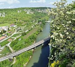 Iskar River near Krlukovo -cave's home Panorama_2015_05_01-th_#14