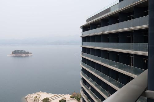 architecture landscape qiandaolake
