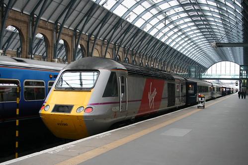 Virgin Trains East Coast 43290, King's Cross