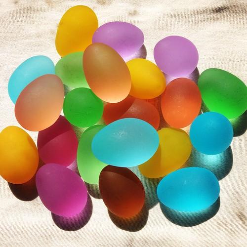 light color glass colors easter pastels eggs eastereggs coloredeggs glasseggs
