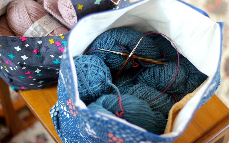 Getting Knitting Done