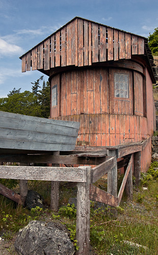 Fort Rodd in Victoria: a Gun Turret in Disguise