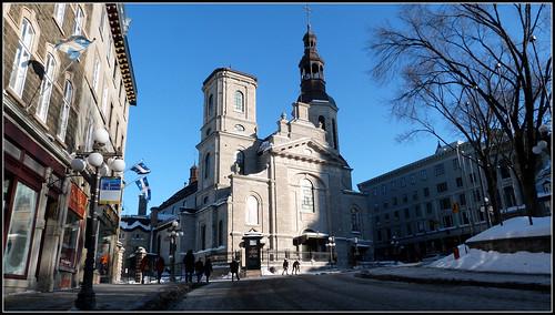 Quebec basilica