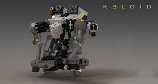 Mech from Keloid II
