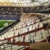 Vor dem Spiel: Warten auf die Fans der Nordkurve #Schalke