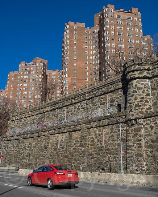Castle Village Apartment Buildings, Washington Heights