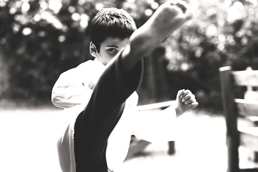 Taekwondo - litel semana 46