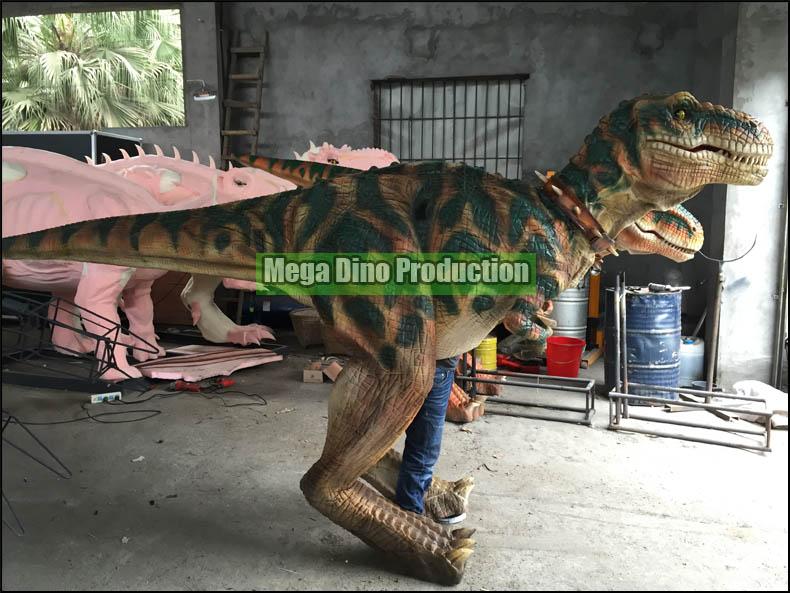 Tyrannosaurus Rex Alive