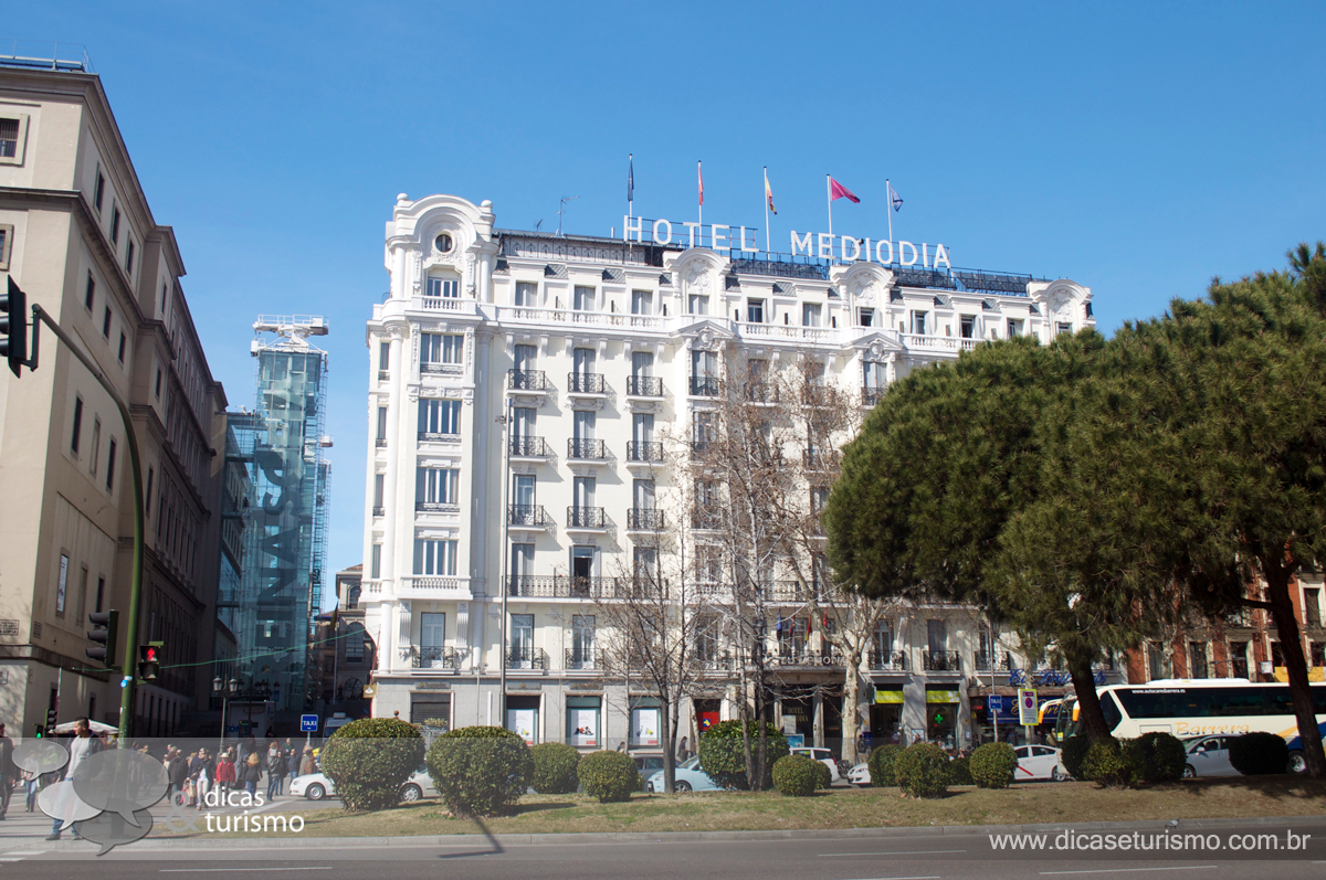 Where to stay in Madrid - 1