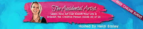 The Accidental Artist Online Event