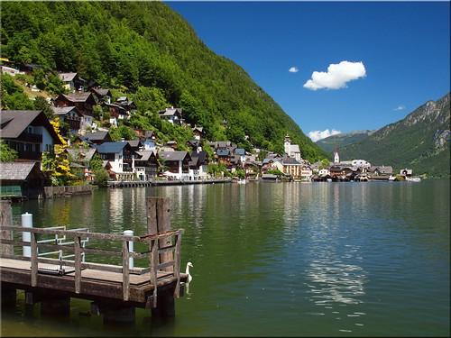 lake geotagged austria see österreich oberösterreich aut hallstatt unescowelterbe hallstättersee olympuse620 geo:lat=4755705160 geo:lon=1364755149