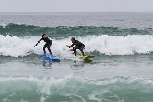 Surf en A Lanzada