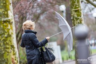 Unwetter Wiesbaden 31.03.15