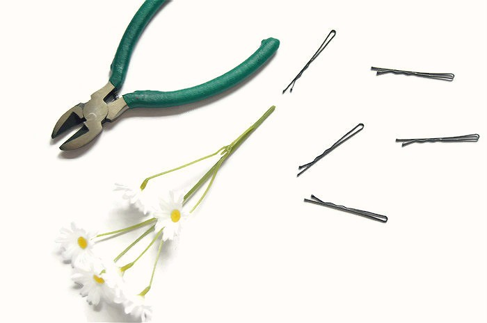flower-hair-pin-diy