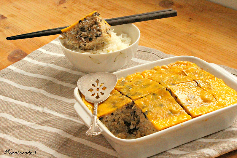 Vietnamese egg meatloaf 3