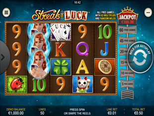 Streak of Luck Mobile slot game online review