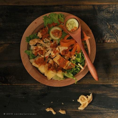 Vegetables Pickle #1/4#