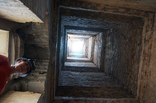 Tower interior at East Mebon temple