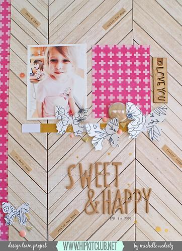 Sweet & Happy