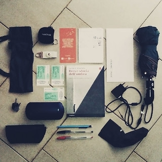 what's in my bag (04 aprile 2015)