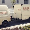 They deliver... #furniture #beer