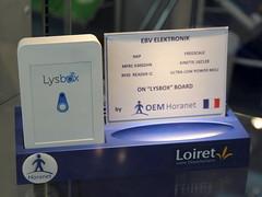 Lysbox au SIdO