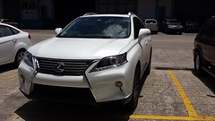 automobile, automotive exterior, sport utility vehicle, wheel, vehicle, lexus rx, lexus, crossover suv, bumper, land vehicle,