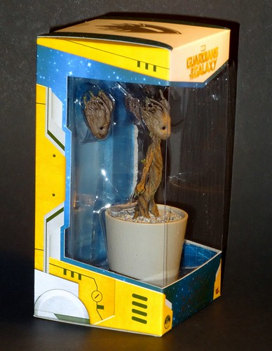 Little Groot box side