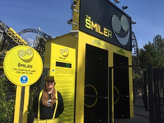 The Smiler - Entrance