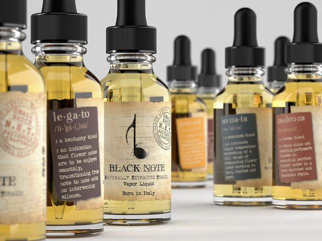 Natural Tobacco E-Juice