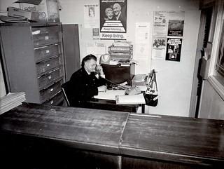 Farraline Park (Temporary) Police Station Inverness (1975)