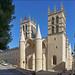 La basilique cathédrale Saint Pierre (Montpellier) by dalbera