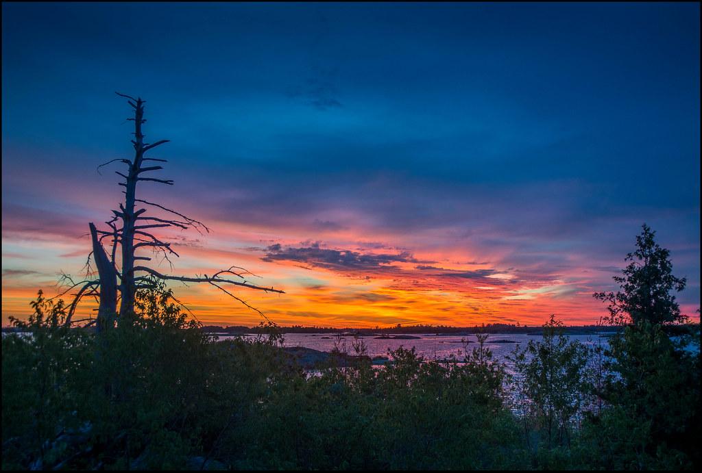 Parry Sound Canada Coney Island