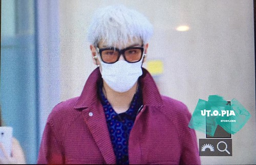 Big Bang - Gimpo Airport - 23aug2015 - Utopia - 01