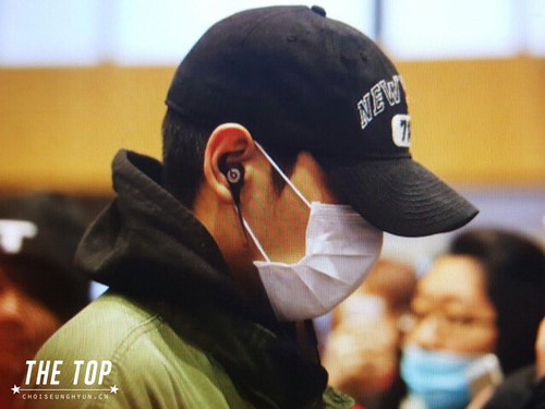 Big Bang - Gimpo Airport - 31dec2015 - The TOP - 02