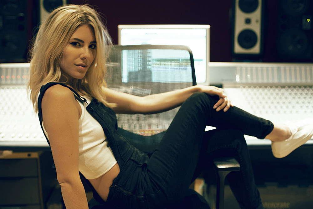 BTS: Mollie King
