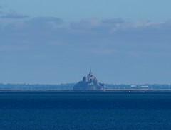 Mont Saint-Michel des de Cancale
