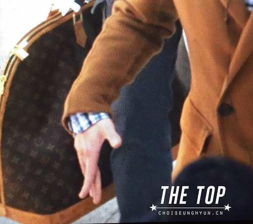 TOP - Incheon Airport - 05nov2015 - The TOP - 01