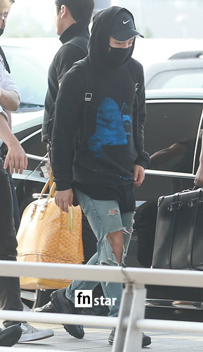 Big Bang - Incheon Airport - 07aug2015 - fnstar - 05