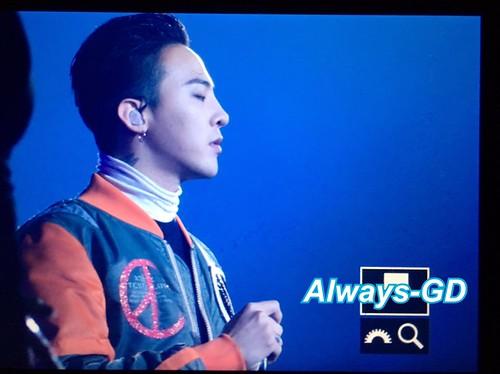 Big Bang - Made Tour - Osaka - 11jan2016 - Always GD - 07