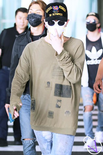 Big Bang - Incheon Airport - 15jun2015 - G_Vaby - 13