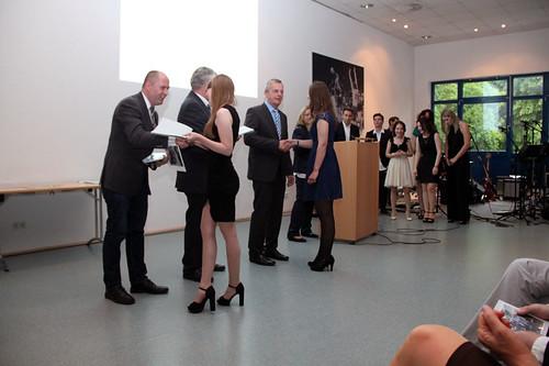 Abschlussfeiern 2016