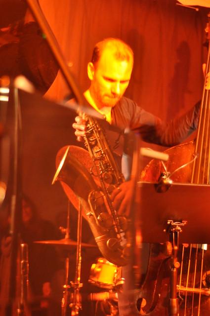 Sylvain Romano (Henri Florens Jazz Explosion) by Pirlouiiiit 21032015