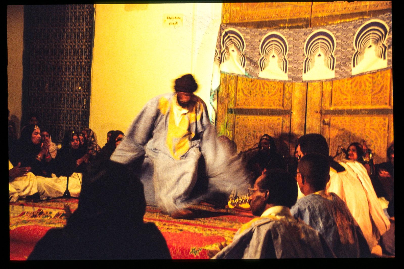 Festival de musique de Fes - Concert Sahraoui à Dar el Moqri