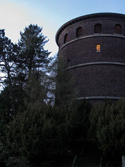 Water Tower and One Light