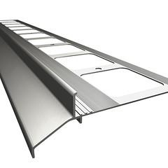 Profil balkonowy okapnikowy K30