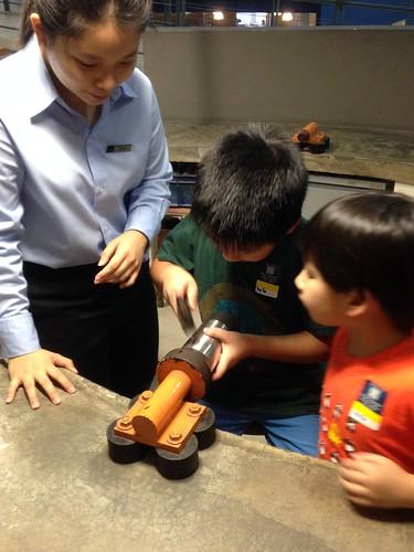 Selangor Pewter Factory Visit